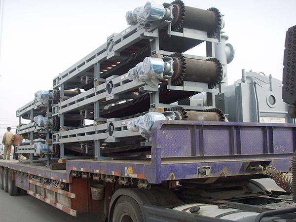 三维电器与石油化工合作案例