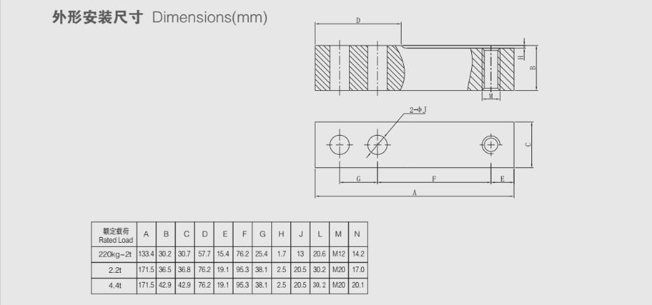 XBK1称重传感器