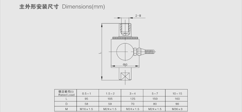 LSk称重传感器