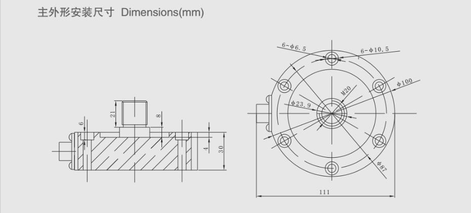 YBE称重传感器
